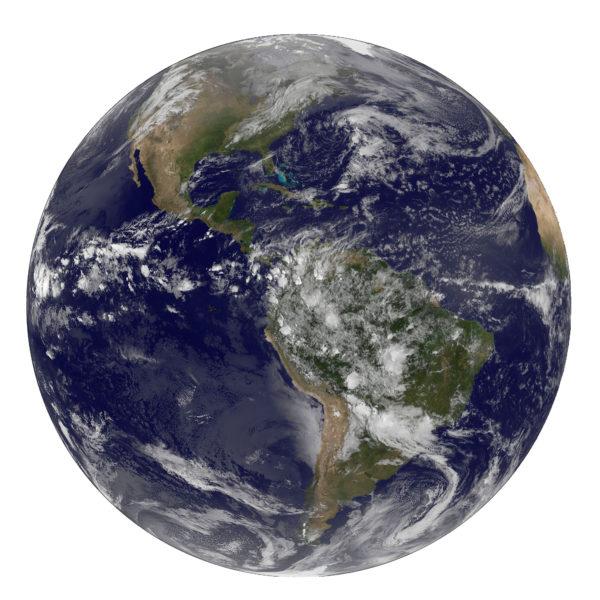 Die Erde - Unser Heimatplanet