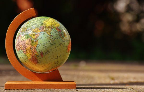 Der Erdglobus - Ein Modell der Erde