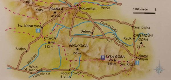Kartenausrichtung nach Norden